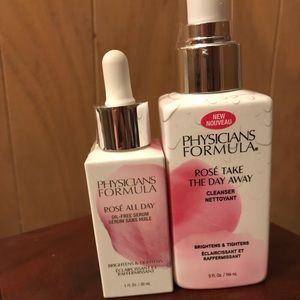 Physicians formula cleanser and serum bundle
